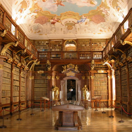 Biblioteca mea din centru