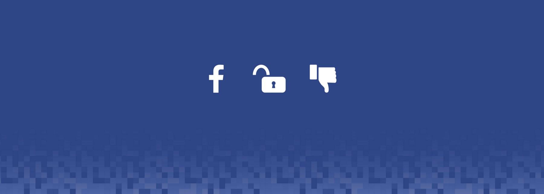 Reach-ul de pe Facebook este sub nivelul mării