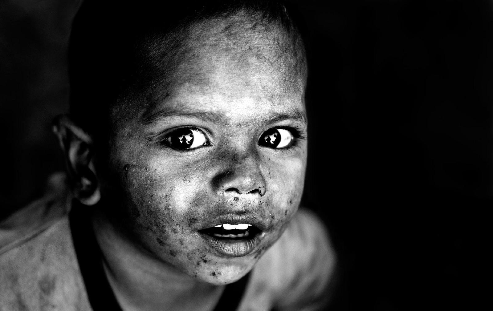 Am văzut în realitate sărăcie cum credeam că doar la televizor există
