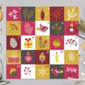 Calendare neobișnuite de advent + câteva idei de DIY