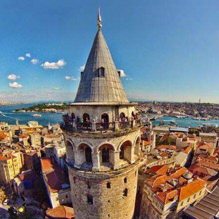 Istanbul în pandemie